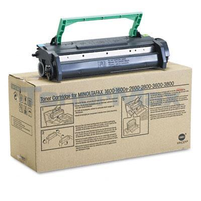 MINOLTA 1600 2600 3600 TONER CART BLACK